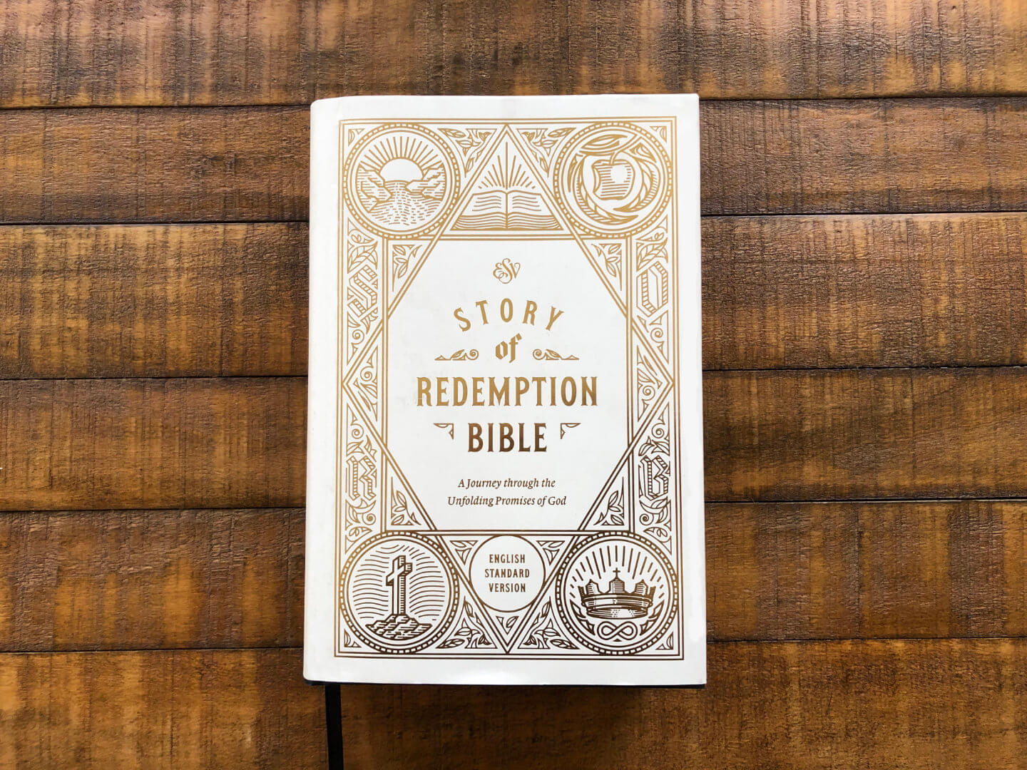 The Story of Redemption Bible